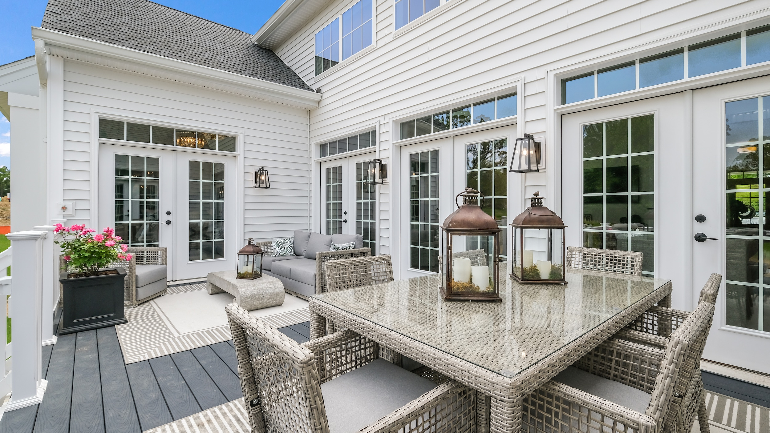 Outdoor Entertainment Spaces for Every Lifestyle