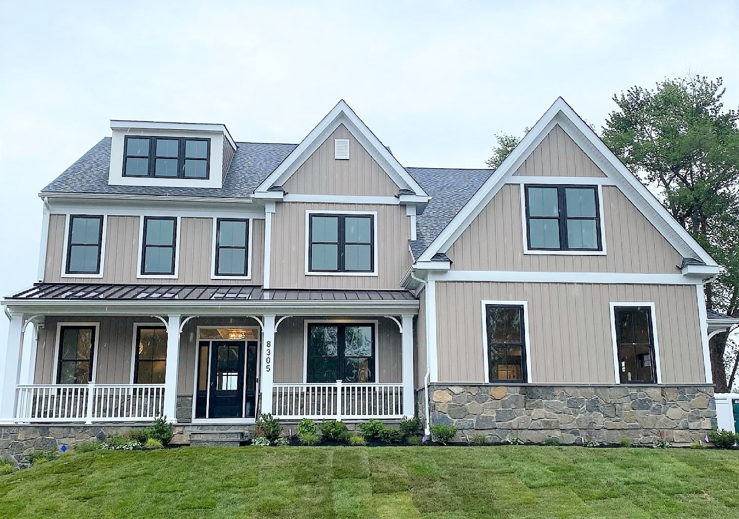 Georgetown Model Now Open for Touring at Falcon Hill Estates